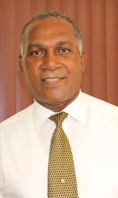 Premier of Nevis Hon Vance Amory (file photo)