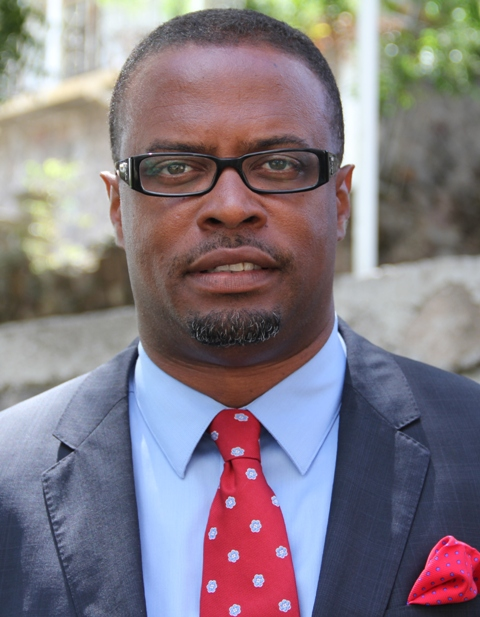 Minister of Foreign Affairs in St. Kitts and Nevis Hon. Mark Brantley (file photo)
