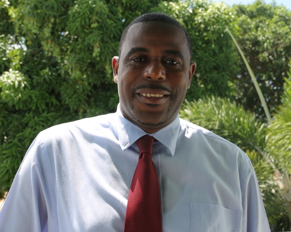 Devon Liburd, Director of Sales and Marketing, Nevis Tourism Authority (file photo)