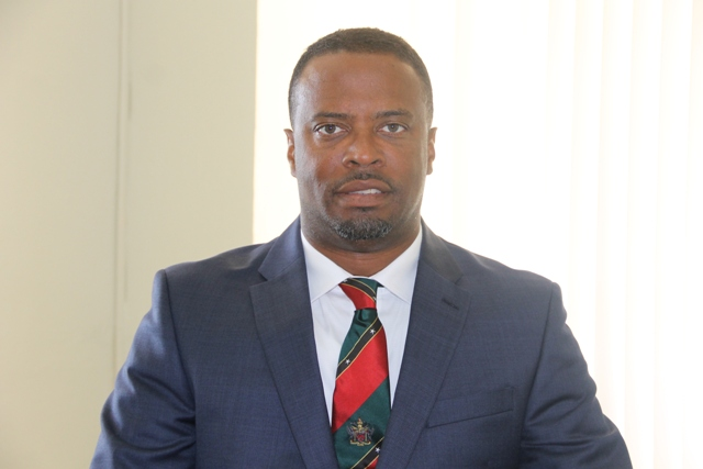 St. Kitts and Nevis Minister of Foreign Affairs Hon. Mark Brantley (file photo)