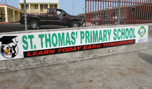 St. Thomas' Primary School