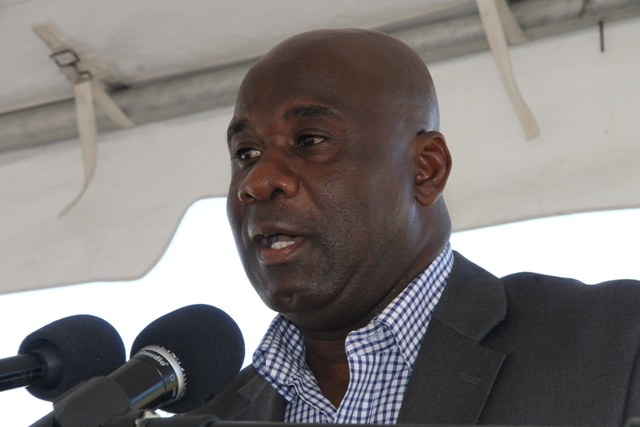 Hon. Alexis Jeffers, Chairman of the Board of Directors of the Nevis Housing and Land Development Corporation