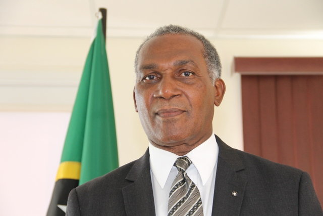 Hon. Vance Amory Premier of Nevis, Minister responsible for Security and Area Representative for the St. Georges Parish
