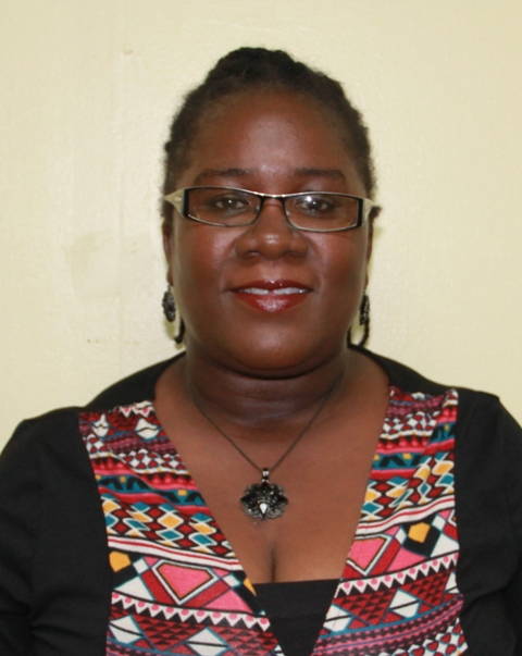 Tracy Frazer, winner of the 2017 Nevis Culturama Festival Slogan Competition hosted by the Nevis Culturama Secretariat