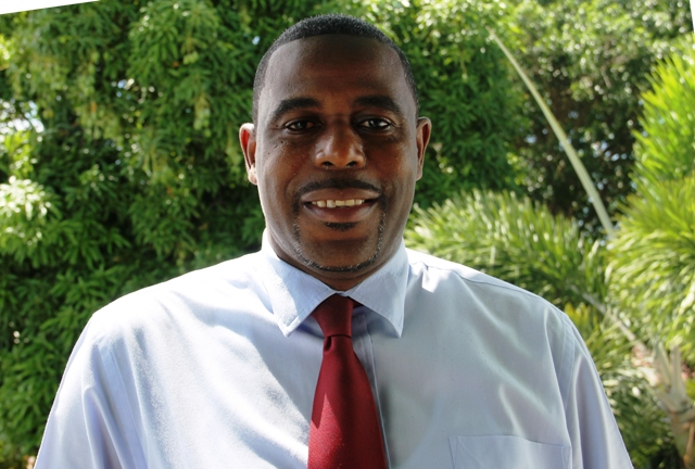 Devon Liburd, Director of Sales and Marketing at the Nevis Tourism Authority (file photo)