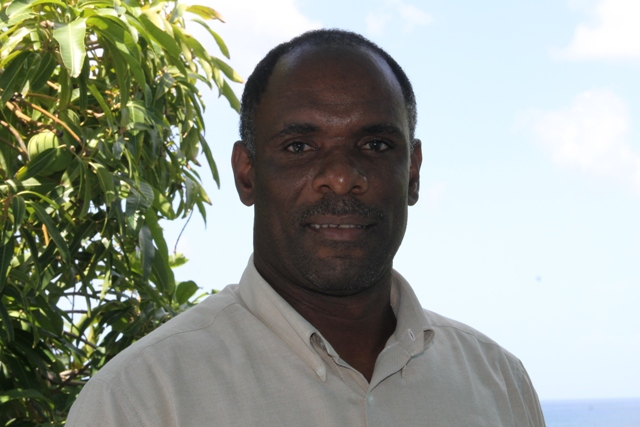 Colin Dore, Chairman of the Nevis Air and Sea Ports Authority Board of Directors