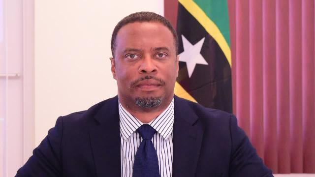Hon. Mark Brantley, Deputy Premier of Nevis and Minister of Tourism in the Nevis Island Administration