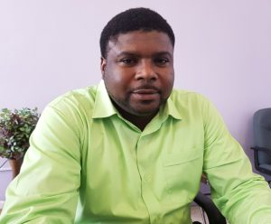 Hon. Troy Liburd, Junior Minister in the Ministry responsible for Public Utilities on Nevis