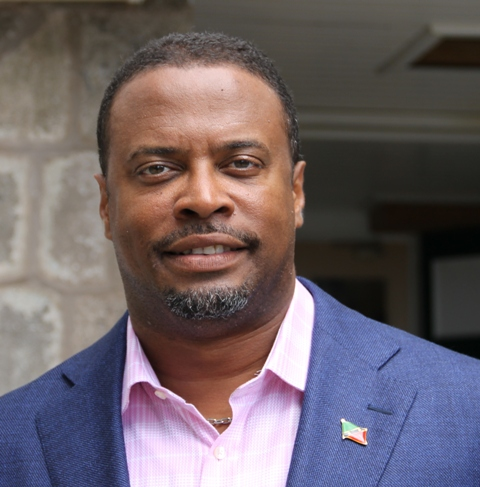 Hon. Mark Brantley, Deputy Premier of Nevis and Minister of Culture in the Nevis Island Administration (file photo)
