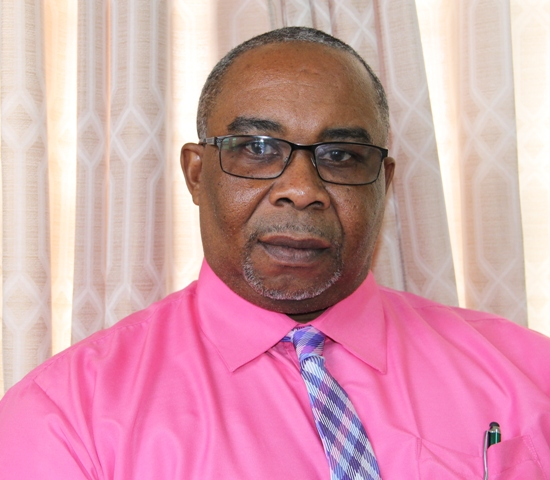 Jerome Rawlins, new Chief Executive Officer of the Nevis Cultural Development Foundation