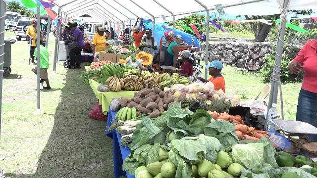 Members of the New River Farmers Cooperative open for business during their Open Day at New River on May 19, 2017