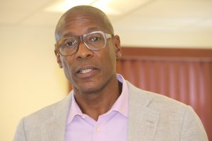 Dr. Keith Nurse, of the Sir Arthur Lewis Institute of Social and Economic Studies in Barbados