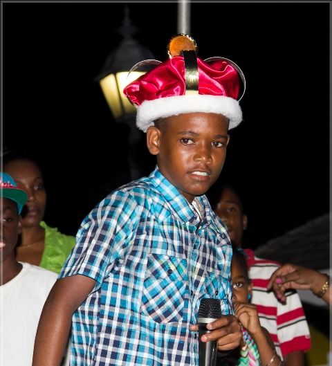 Reigning Junior Kaiso Monarch Mighty Sookie (file photo)