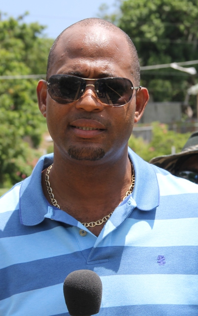 Raoul Pemberton, Director of the Public Works Department in the Nevis Island Administration (file photo)