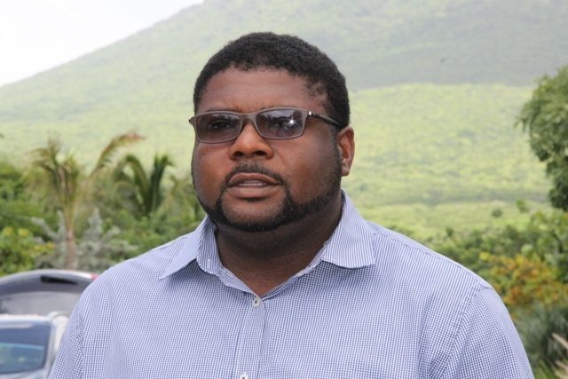 Hon. Troy Liburd, Junior Minister in the Ministry of Communication and Works in the Nevis Island Administration (file photo)
