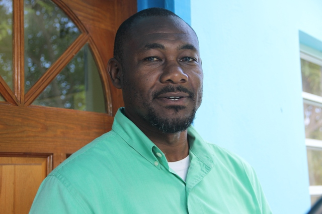 : Mr. Brian Dyer, Director of the Nevis Disaster Management Department at the Department of Information on August 14, 2017