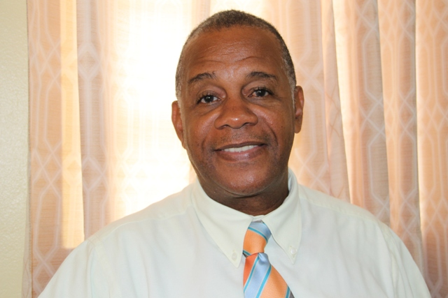 Eric Evelyn, Permanent Secretary in the Ministry of Agriculture (file photo)
