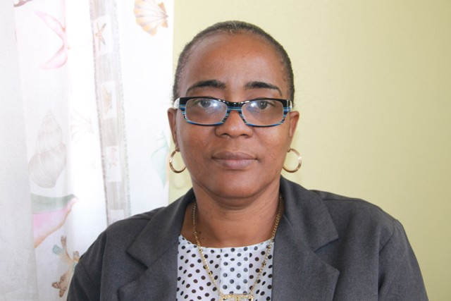 Mrs. Catherine Forbes, Small Business Development Officer at Small Enterprise Development Unit (file photo)