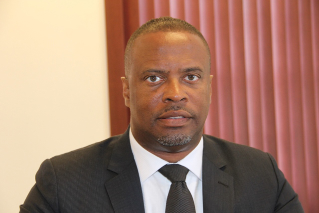 Mr. Mark Brantley, Premier Elect of Nevis and leader of the Concerned Citizens Movement (file photo)