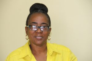 Mrs. Catherine Forbes, Development Officer at the Small Business Development Unit in the Ministry of Finance in the Nevis Island Administration