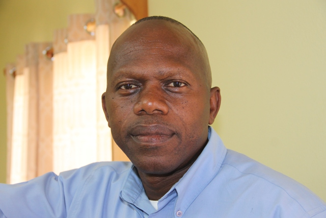 Mr. Jervan Swanston, Acting General Manager of the Nevis Electricity Company Limited