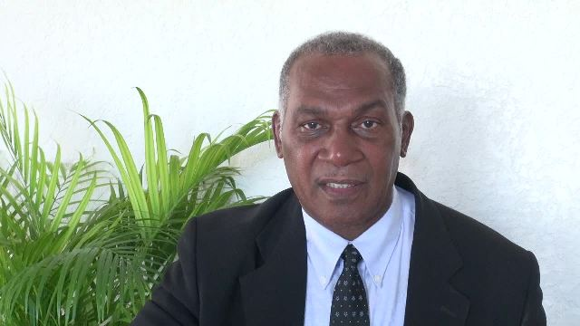 Hon. Vance Amory, Premier of Nevis and Minister responsible for Security