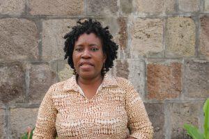 Mrs. Janette Nisbett-Meloney, Director of the Department of Community Development