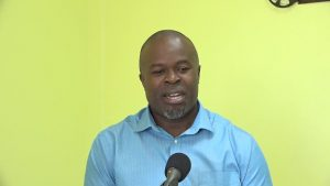 Mr. Greg Phillip Chief Executive Officer at the Nevis Tourism Authority