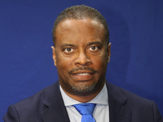 Hon Mark Brantley, Premier of Nevis