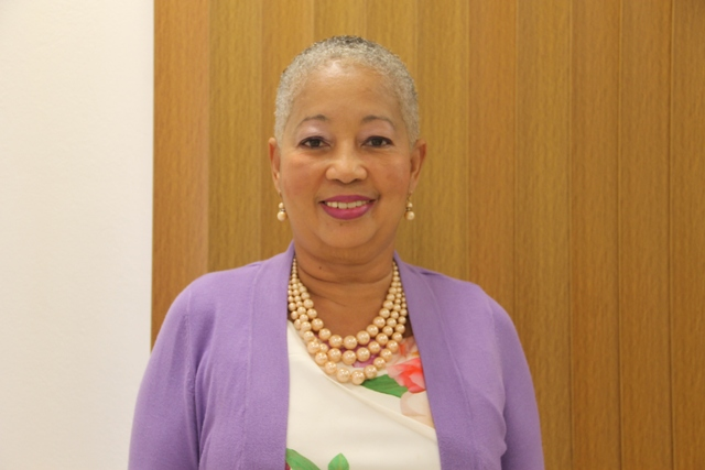 New Legal Advisor to the Nevis Island Administration Mrs. Hélène Anne Lewis