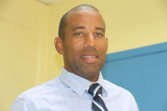 Mr. Roger Hanley, Manager of the Nevis Water Department