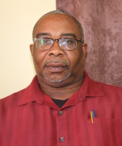 Mr. Jerome Rawlins, Chief Executive Officer in the Nevis Cultural Development Foundation