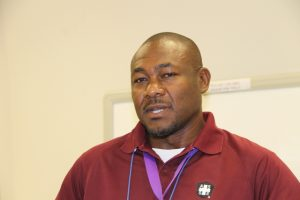 Mr. Brian Dyer Director of the Nevis Disaster Management Department in the Nevis Island Administration (file photo)