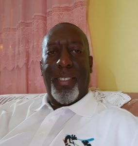 Mr. Abonaty Liburd, Executive Director of the Culturama Secretariat in the Ministry of Culture, Nevis Island Administration