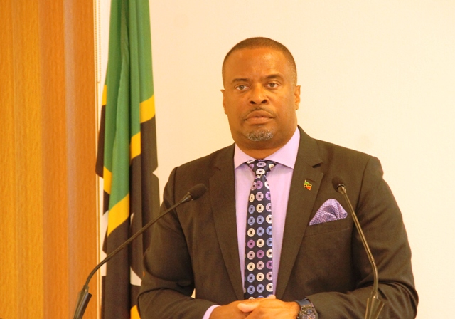 Premier of Nevis Hon. Mark Brantley (file photo)