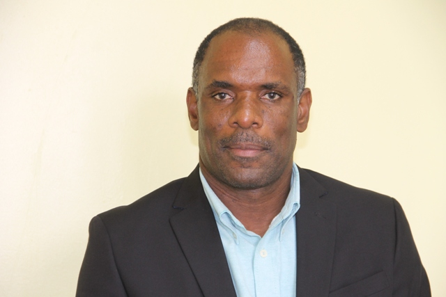 Mr. Colin Dore, Permanent Secretary in the Ministry of Finance in the Nevis Island Administration (file photo)