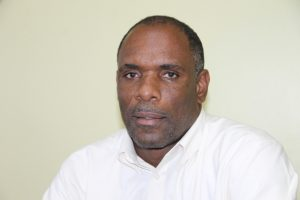 Mr. Colin Dore, Permanent Secretary in the Ministry of Finance in the Nevis Island Administration