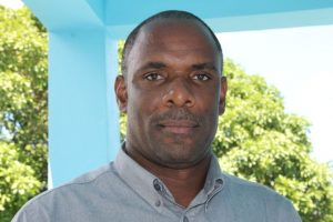 Mr. Colin Dore, Permanent Secretary in the Ministry of Finance, in the Nevis Island Administration