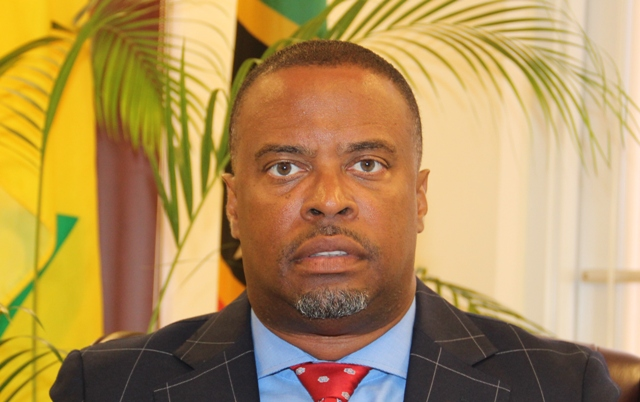 Hon. Mark Brantley, Premier of Nevis
