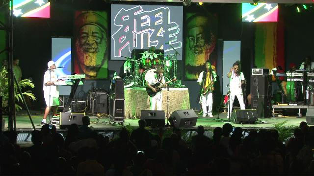 Steel Pulse in concert at the Cultural Village in Charlestown on National Heroes Day on Sunday 16, 2018