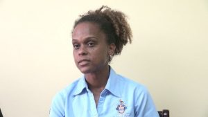 Mrs. Stacey Edwards, Education and Outreach Manager at the University of the West Indies Seismic Research Centre