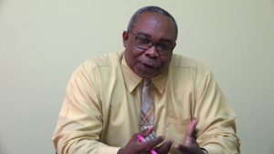 Mr. Jerome Rawlins, Chief Executive Officer of the Nevis Cultural Development Foundation