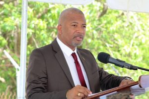 Hon. Spencer Brand, Minister of Public works and Physical Planning in the Nevis Island Administration (file photo)