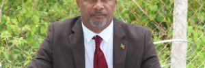 Hon. Spencer Brand, Minister of Public Works in the Nevis Island Administration (file photo)