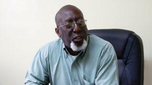 "Mr. Antonio ""Abonaty"" Liburd, Executive Director of the Culturama Secretariat in the Ministry of Culture"