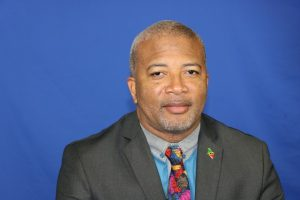 Hon. Spencer Brand, Minister responsible for Physical Planning, the Environment and Water in the Nevis Island Administration