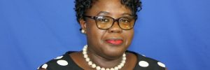 Hon. Hazel Brandy-Williams, Junior Minister in the Ministry of Health in the Nevis Island Administration