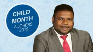 Hon. Troy Liburd, Junior Minister of Education on Nevis