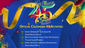 Some Culturama 45 official activities