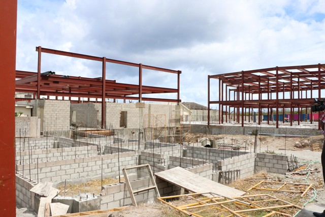 The Alexandra Hospital Expansion Project on Thursday, May 23, 2019